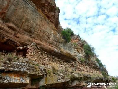 Valle de los Milagros - Parque Natural Cueva de la Hoz;ropa tecnica de montaña excursiones alrededo